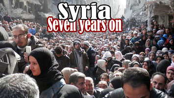 Syria: Seven years on