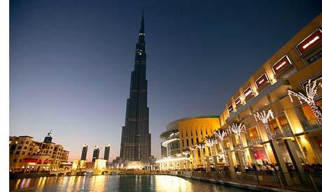 Dubai growth