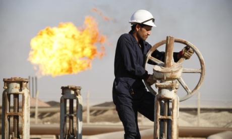 Iraqi oil fields