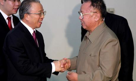 Kim Jong-il -Dai Bingguo