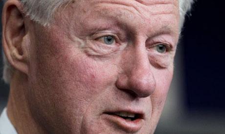 Bill Clinton AP