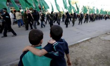 Palestinian boys