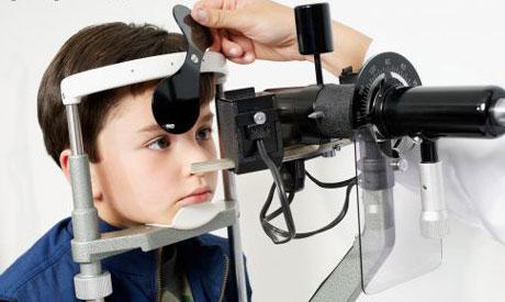 Regular eye checks are vital