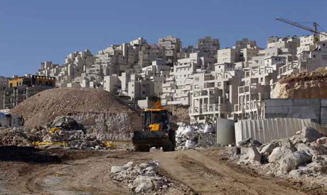 Settlements West Bank Reuters photo