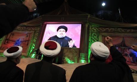 Hezbollah speech