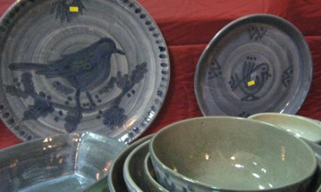Garagous pottery1