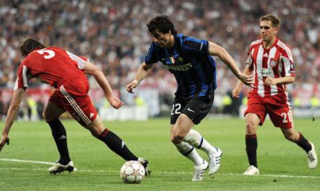 Inter Milan Bayern