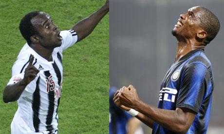 Inter Milan Vs Mazembe