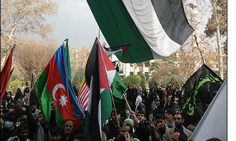 Asia to Gaza Convoy in Iran