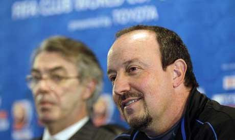 Moratti and Benitez