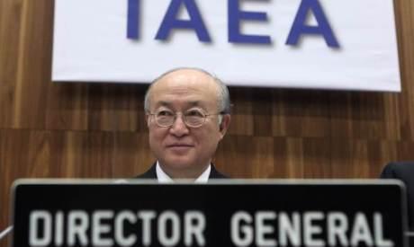 IAEA chief