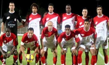 Moroccan team Fath