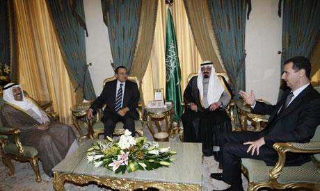 Mubarak and Assas