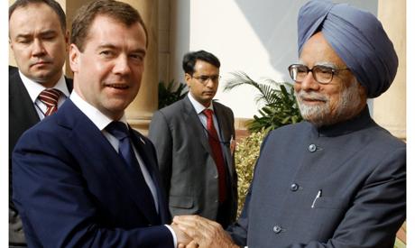 Medvedev-Singh