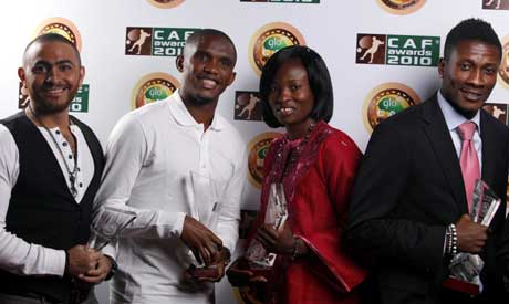 CAF Ceremony