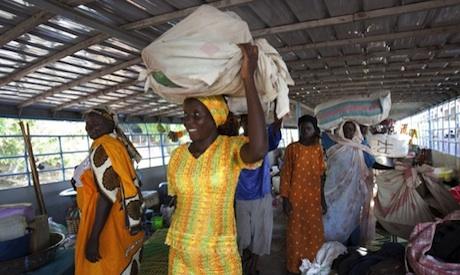 South Sudan returnees