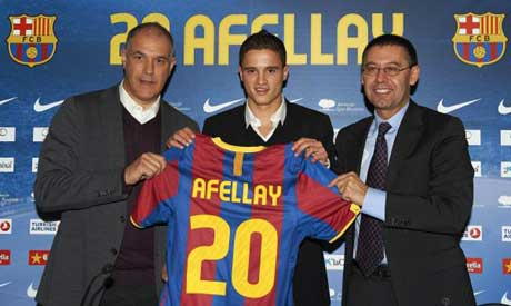Affelay