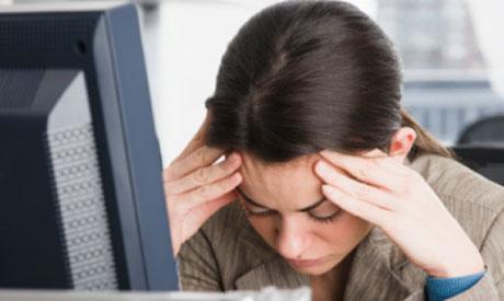 Crippled by headaches