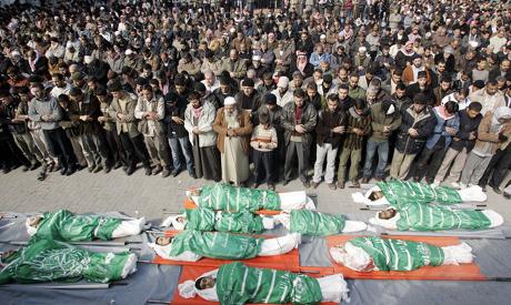 Palestinian civilians