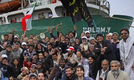 Asia to Gaza