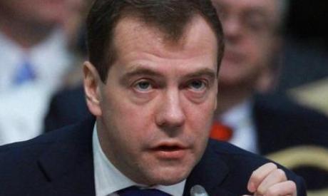 Medvedev in Poland