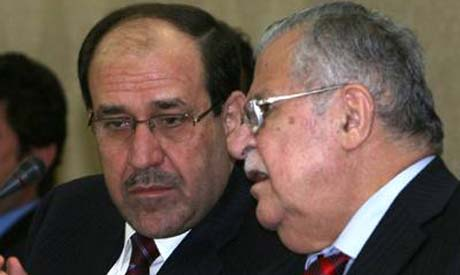 Iraqi leaders