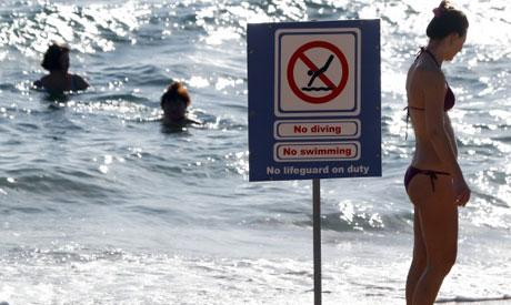 Sharm - No Diving