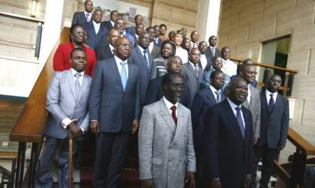 Gbagbo gov