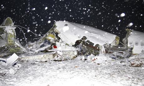 IranAir crash