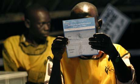 South Sudan Referendum