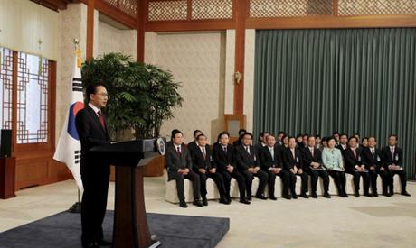 S.Korean president