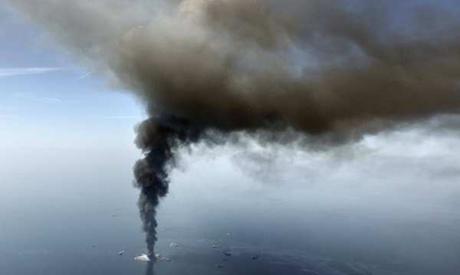 Deepwater Horizon oil spill (AP)