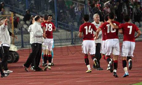 مصر 5-1 تنزانيا (حوض النيل)