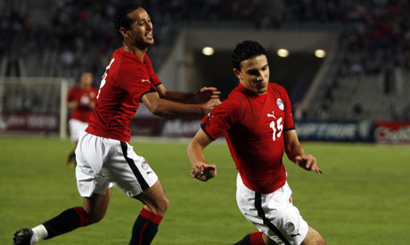 Egypt vs Tanzania