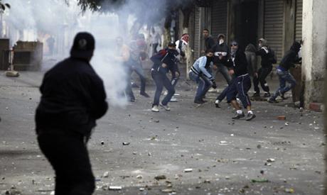 Algeria riots