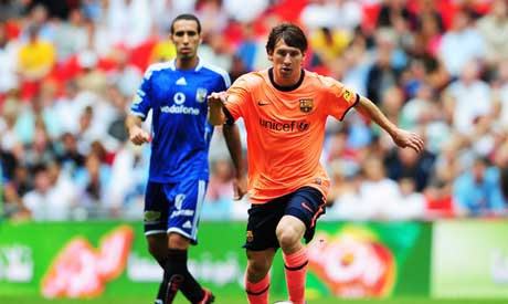 Ahly V Barcelona