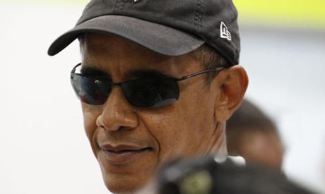 President Barack Obama. (Reuters)