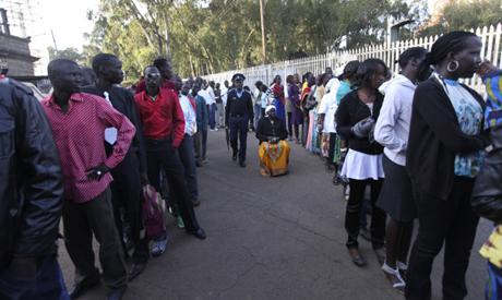 Kenya polls