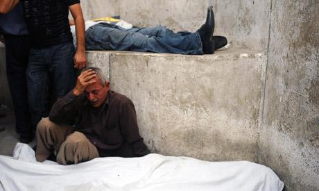 Victims of Maspero violence