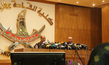 SCAF Press conference (Photo: Zeinab El Gundy)