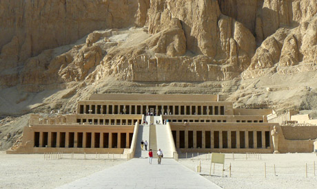 Hatsepsut temple