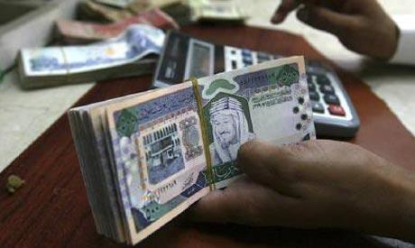 Saudi cash