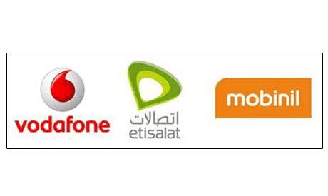 Egypt mobile operators