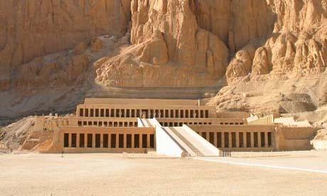 hutshepsute temple