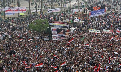 Friday of One Demand in Tahrir Square