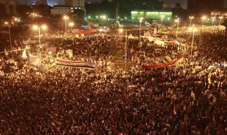 Tahrir demonstrations