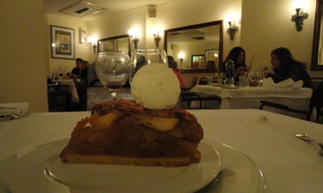 La Trattoria Italian restaurant, Zamalek