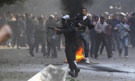 Tahrir protest November