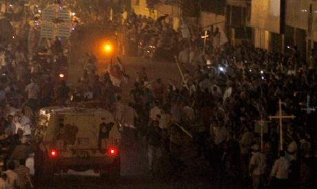 Maspero clashes