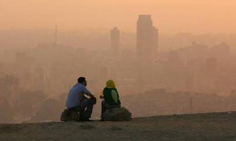 Cairo pollution